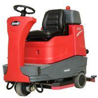 供应洗地机_克力威XD80驾驶式洗地机_济南万达合作伙伴