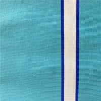 【远东】厂家直销优质罗纹布料 彩条罗纹领口袖口下摆 服装辅料