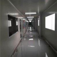 百级无菌车间装修设计施工案例 广州百级无菌车间工程公司方案 禄米科技