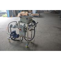 二氯甲烷定量装桶灌装机 烟台宏健YLJ-II