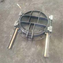 供应污水处理水池水井专用ZMFY-600法兰式铸铁镶铜圆闸门