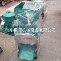 对辊式粗粮轧碎机 电动花生米破碎机 粮食加工设备 振德促销