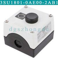 3SU1801-0AE00-2AB1西门子3SU18010AE002AB1成套按钮盒