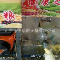厂家供应流动式花样玉米大米膨化机 养生杂粮膨化机 振德暗仓膨化