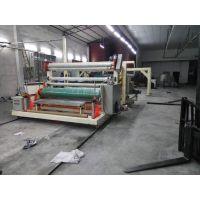 供应 2.2米幅宽 PVC包装膜生产线 自动化卷取