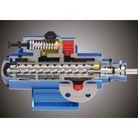 供应 三螺杆泵HSNH660-44稀油润滑系统低压循环泵 AKP