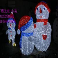 灯熠供应DY-104滴胶动物灯 立体雪人造型灯 滴胶小狗造型灯