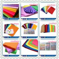 供应优质工艺毛毡(绦纶纤维,常规36寸)欢迎来样订购