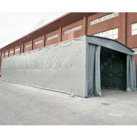 定做上海黄浦区大型雨棚伸缩活动_布户外电动推拉帐篷厂家