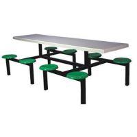 东莞常平食堂餐桌椅 大学食堂餐桌椅厂家送货上门安装 康腾给顾客带来方便