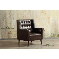 港式餐厅桌椅定做 简约实木桌椅 上海韩尔家具厂供应