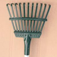 08113宇鑫园林耙 11齿铁耙 农用工具 落叶耙 园艺草耙