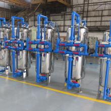 广西华兰达活性炭过滤器专业解决贵港市井水铁腥味 异味问题