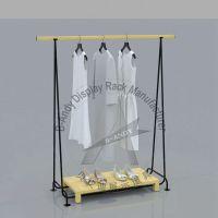 高档女装服装货架服装中岛架服装展示架来样来图订制
