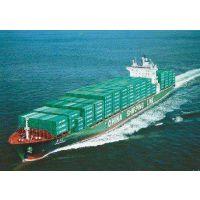 天津到中山海运船运费是多少