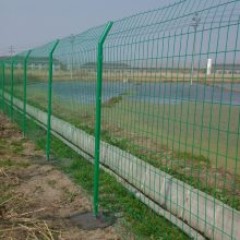 汕头边框护栏网定做 工厂直销双边丝护栏网 汕头包胶铁丝网现货