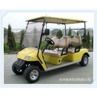 金华电动高尔夫球车2座4座简约时尚金华电动球场专用车绿色环保