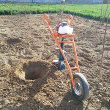 宏兴牌 植树挖坑机 手提挖坑机 小型挖坑机 汽油挖坑机 单人挖坑机 大棚立柱打眼机 电线杆埋设挖坑