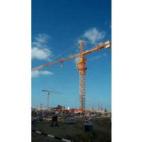 商洛QTZ6012塔吊价格推荐山东汇友塔机公司QTZ80塔吊