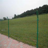 双边丝护栏网 喷塑护栏 铁丝网围栏多少钱一米