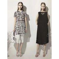 女装店名大全特儿迪雅欧美品牌折扣服装店杭州多种款式女装库存货源