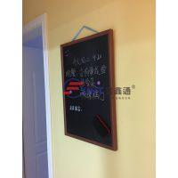 东莞磁性挂式大小黑板F阳江照片墙绿板X粉笔写字板画板