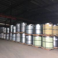 南京市VALSPAR净化板上海宝钢彩涂卷0.5*1200白灰色AZ150