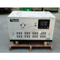 15千瓦车载静音汽油发电机尺寸/价格