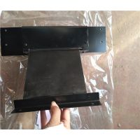 卷帘式护罩气动伸缩式机床导轨防护帘