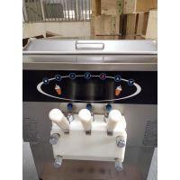 博斯通BQL-260C商用大功率加盟商三色冰淇淋机