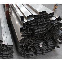316不锈钢工业管80方*1.9*2.4*2.9*3.4砂面方通