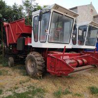 农作玉米物秸秆青贮机 牧草收割机 铡草机大型地滚刀青储机 鸿磊厂家直销