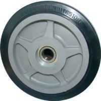 奔宇脚轮 6寸聚氨酯机械轮 单轮 工业脚轮(带轴承) 158202