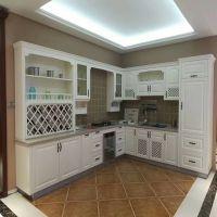 全屋家具定制 厨房定做 整体橱柜吊柜地柜石英石台面定制