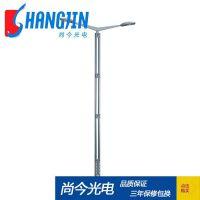 长期供应高品质led照明双臂路灯 新农村建设专用路灯室外照明灯具