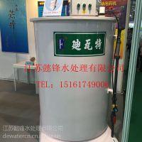 迪瓦特污水处理设备PAM加药装置
