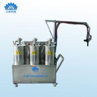 供应东莞久耐环氧树脂微量双组份不锈钢过滤器灌胶机