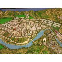 供甘肃张掖方案模型和武威城市规划模型公司