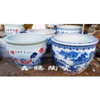 供应1.2米全手工陶瓷大缸