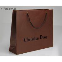 广州骏业包装特种纸茶叶礼品袋订制服务