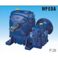 WPE 双级蜗轮蜗杆减速机 可配电机 可定制 杭州杰牌一级代理