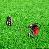 小型背负式锄草机 农用高效率割草机割灌机
