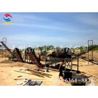 含泥量30%的柳州山沙洗沙机价格(东威)