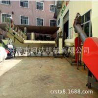 CRSTA发货印尼废旧工业膜回收设备R260 塑料薄膜清洗线