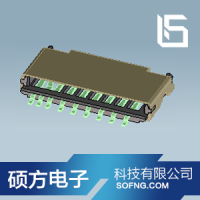 XPB 贴片2.0/3.0/3.1 USB USB-07 外形尺寸:A型公座[沉板式]