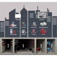 索安机电在四川消防工程城市管廊运用火灾预报系统