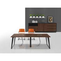 板式办公家具定制 大班台 文件柜 沙发茶几 办公屏风 经理桌 会议台 办公培训椅