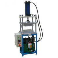 ZY-YZ-2电热纸样压榨机 0-5MPa 纸页压榨器