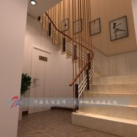 河南培训学校装修公司 郑州小提琴培训班设计案例效果图赏析