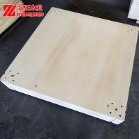 车展地台板杨木展台板4公分厚板面平整承重高山东磊正木业